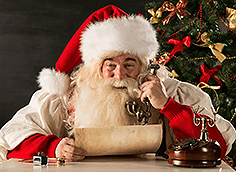 Заказ сладких новогодних подарков