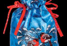 """Новогодняя упаковка """"Снегири"""""""