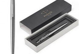 Шариковая ручка Parker Jotter Stainless Steel СT