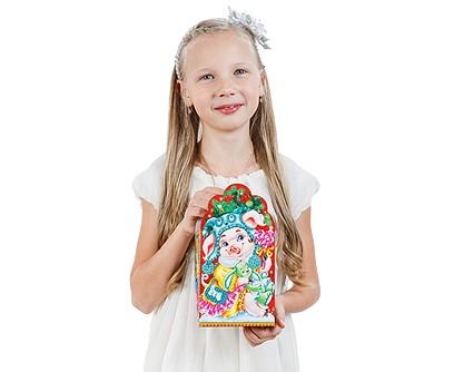 Новогодний подарок Хрюши-Лапуши малые