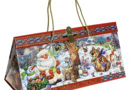 Новогодний подарок «Коробка Лесной концерт», фото 2