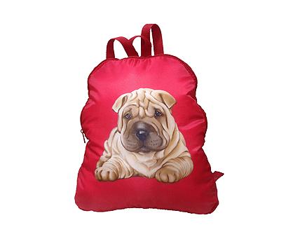 Новогодний подарок «Рюкзак Шарпей»
