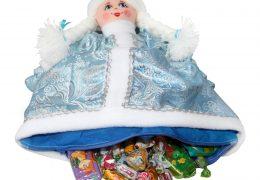 Новогодний подарок «Снегурочка», фото 3
