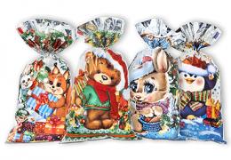 Новогодняя упаковка – «Мешочек Новогодний»