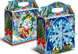 Новогодняя упаковка – «Снежинка», фото 2
