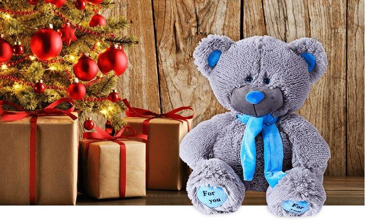 Скидки на новогодние подарки