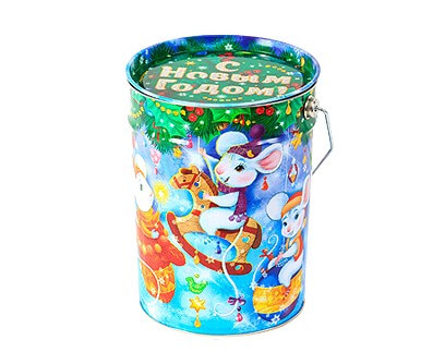 Новогодний подарок «Мышки-шалунишки»