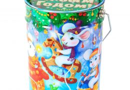 Новогодний подарок «Мышки-шалунишки», фото 2