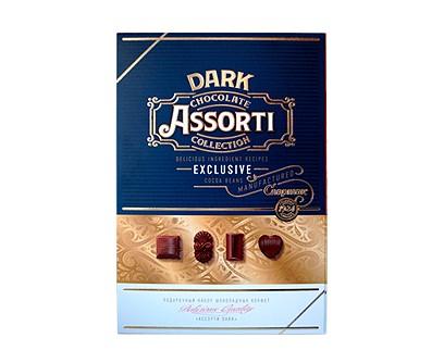 Подарочный набор конфет «Ассорти Dark»