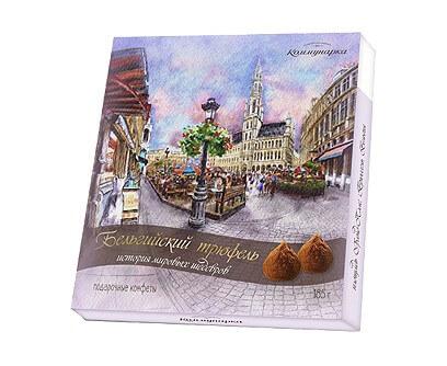 Подарочный набор конфет «Бельгийский Трюфель»