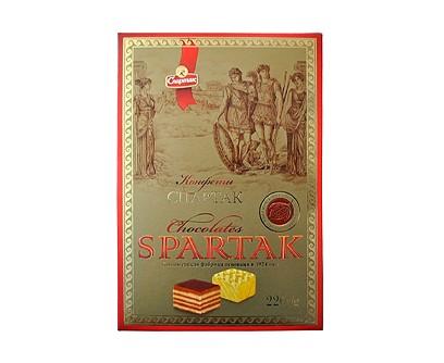 Подарочный набор конфет «Спартак»