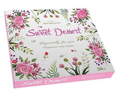 Подарочный набор конфет «Sweet dessert»