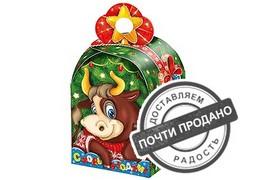 Новогодний подарок «Бычок»