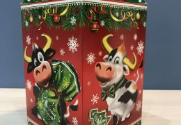 Новогодний подарок «Два бычка», фото 3