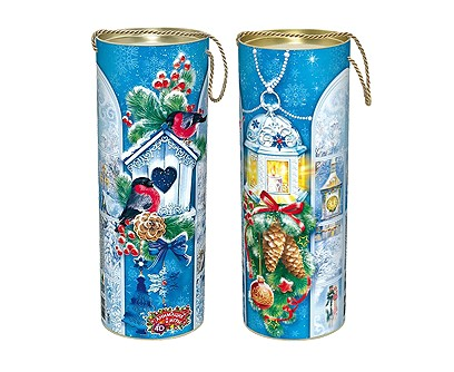 Новогодний подарок «Окна»
