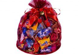 Новогодний подарок «Волшебный мешочек красный», фото 2